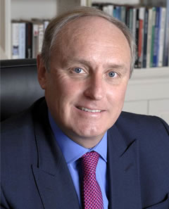 Photograph of Paul Dacre